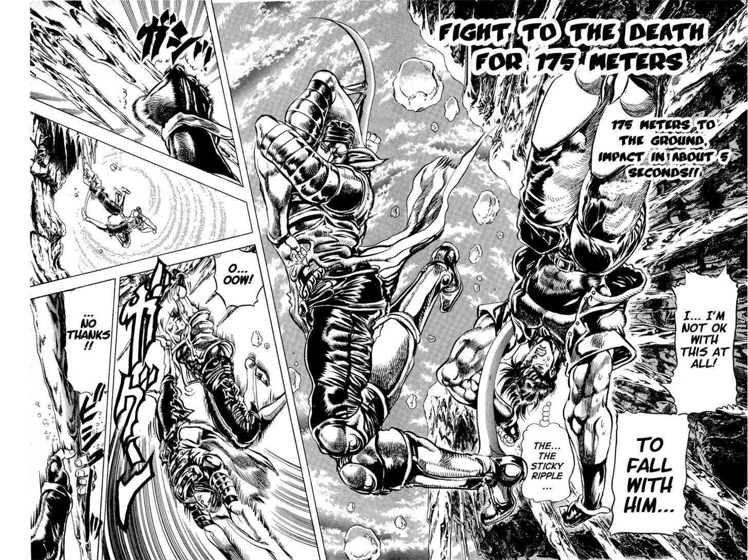 JoJo's Bizarre Adventure 87 Page 2