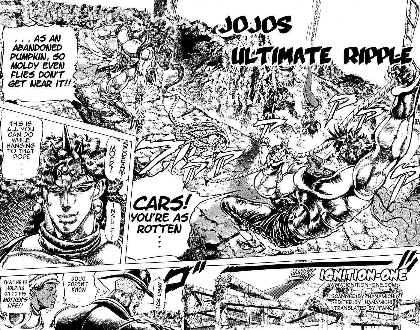 JoJo's Bizarre Adventure 107 Page 2