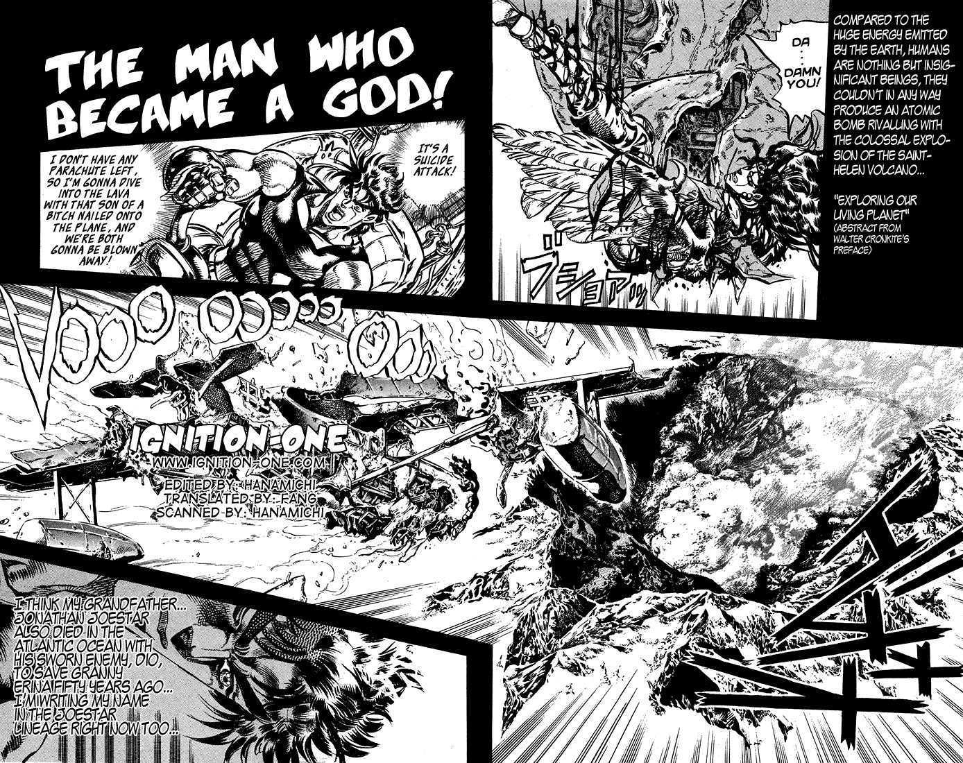JoJo's Bizarre Adventure 111 Page 1