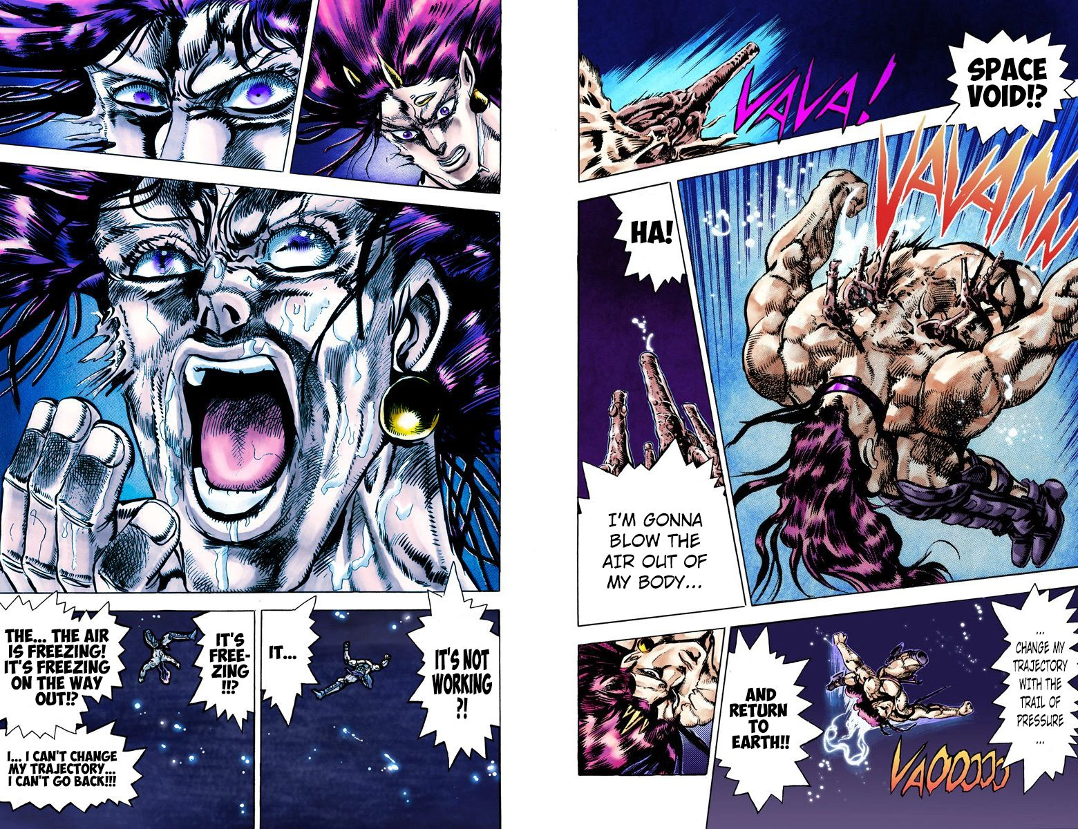JoJo's Bizarre Adventure 113 Page 2