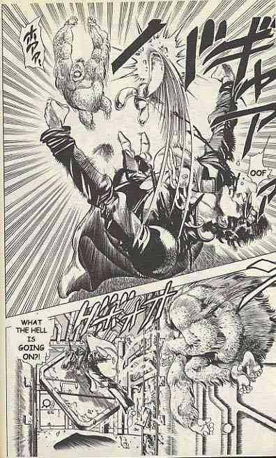 JoJo's Bizarre Adventure 132 Page 2