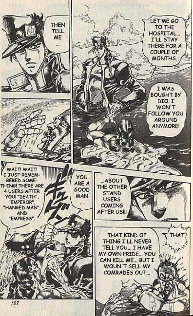JoJo's Bizarre Adventure 139 Page 3