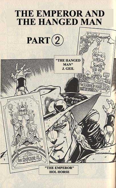 JoJo's Bizarre Adventure 141 Page 1