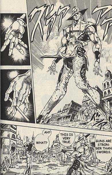 JoJo's Bizarre Adventure 142 Page 2