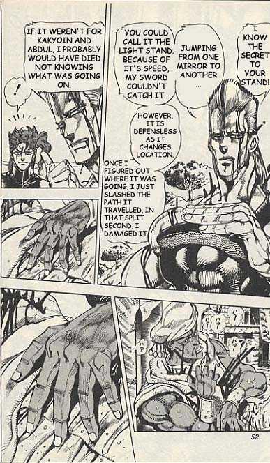 JoJo's Bizarre Adventure 145 Page 3