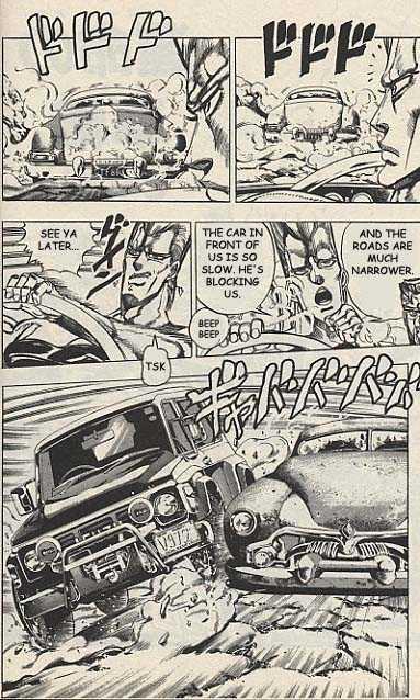 JoJo's Bizarre Adventure 150 Page 2