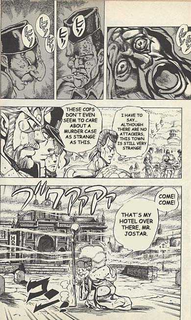 JoJo's Bizarre Adventure 156 Page 2