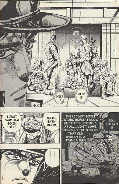 JoJo's Bizarre Adventure 159 Page 2