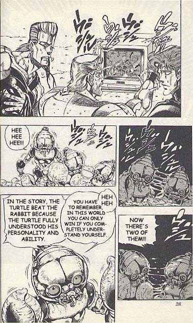 JoJo's Bizarre Adventure 164 Page 2