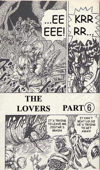 JoJo's Bizarre Adventure 165 Page 1