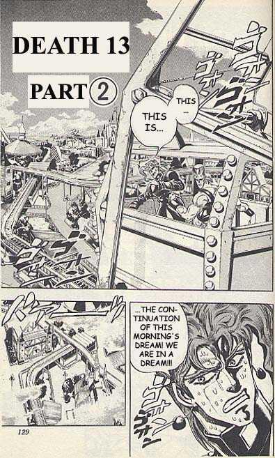 JoJo's Bizarre Adventure 169 Page 1