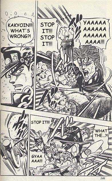 JoJo's Bizarre Adventure 169 Page 2