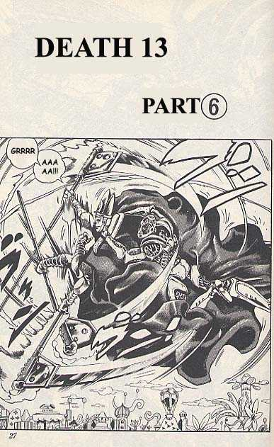 JoJo's Bizarre Adventure 173 Page 1