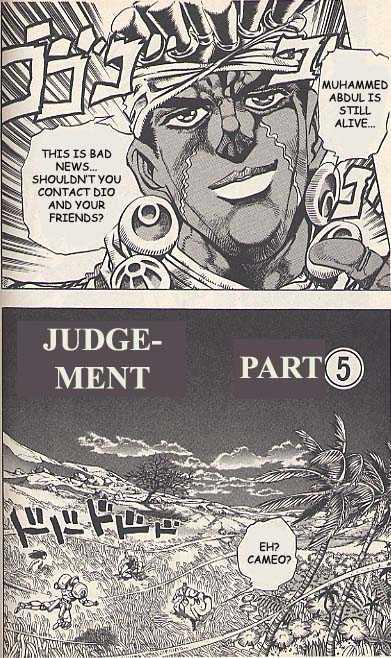 JoJo's Bizarre Adventure 178 Page 1