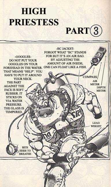 JoJo's Bizarre Adventure 181 Page 1