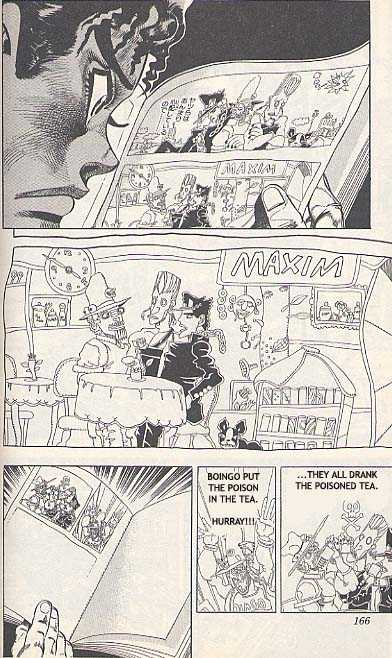 JoJo's Bizarre Adventure 190 Page 2