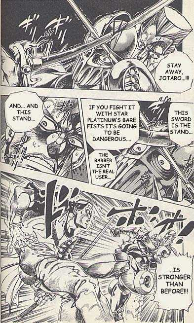 JoJo's Bizarre Adventure 196 Page 2