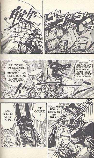 JoJo's Bizarre Adventure 198 Page 2