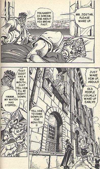 JoJo's Bizarre Adventure 200 Page 2
