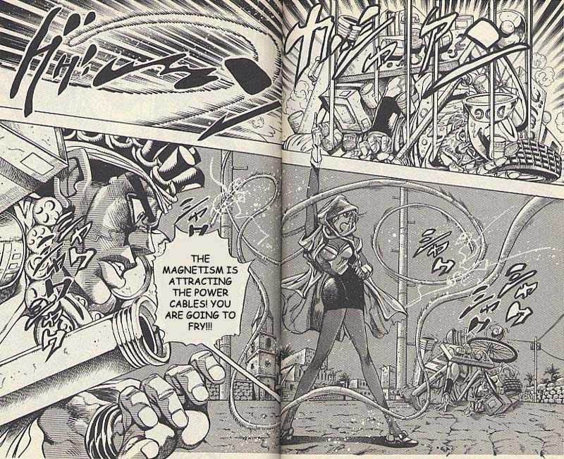 JoJo's Bizarre Adventure 204 Page 2