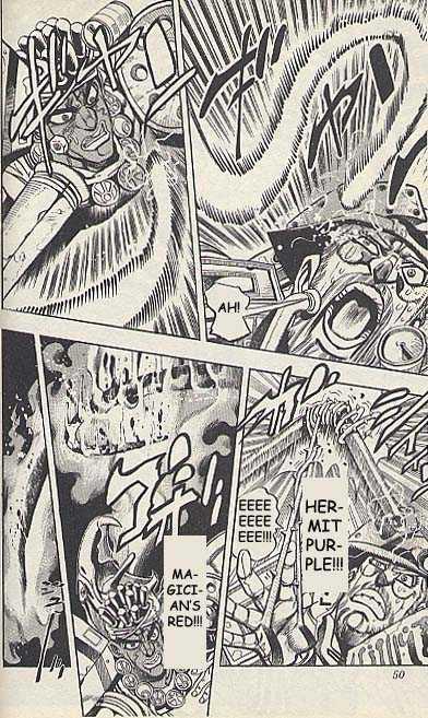 JoJo's Bizarre Adventure 204 Page 3
