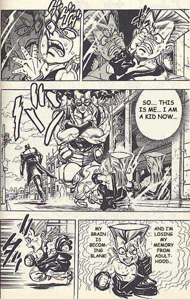 JoJo's Bizarre Adventure 206 Page 2