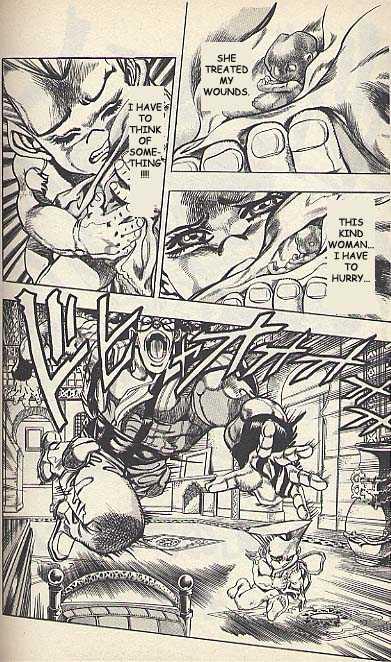 JoJo's Bizarre Adventure 208 Page 2