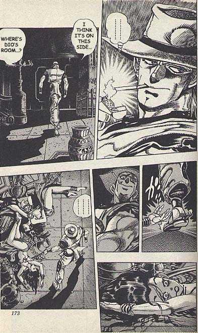 JoJo's Bizarre Adventure 210 Page 3