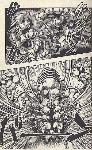 JoJo's Bizarre Adventure 212 Page 3