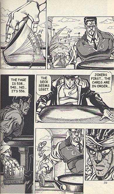 JoJo's Bizarre Adventure 214 Page 2