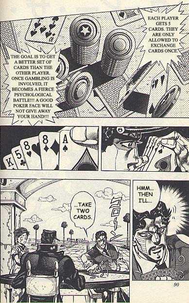 JoJo's Bizarre Adventure 215 Page 2