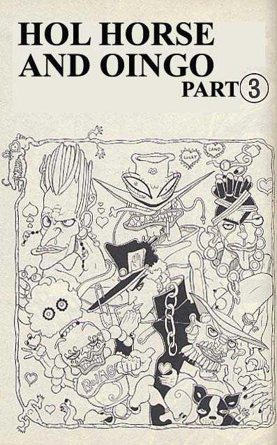 JoJo's Bizarre Adventure 219 Page 1