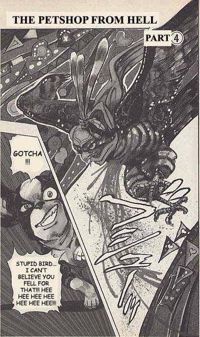 JoJo's Bizarre Adventure 225 Page 1