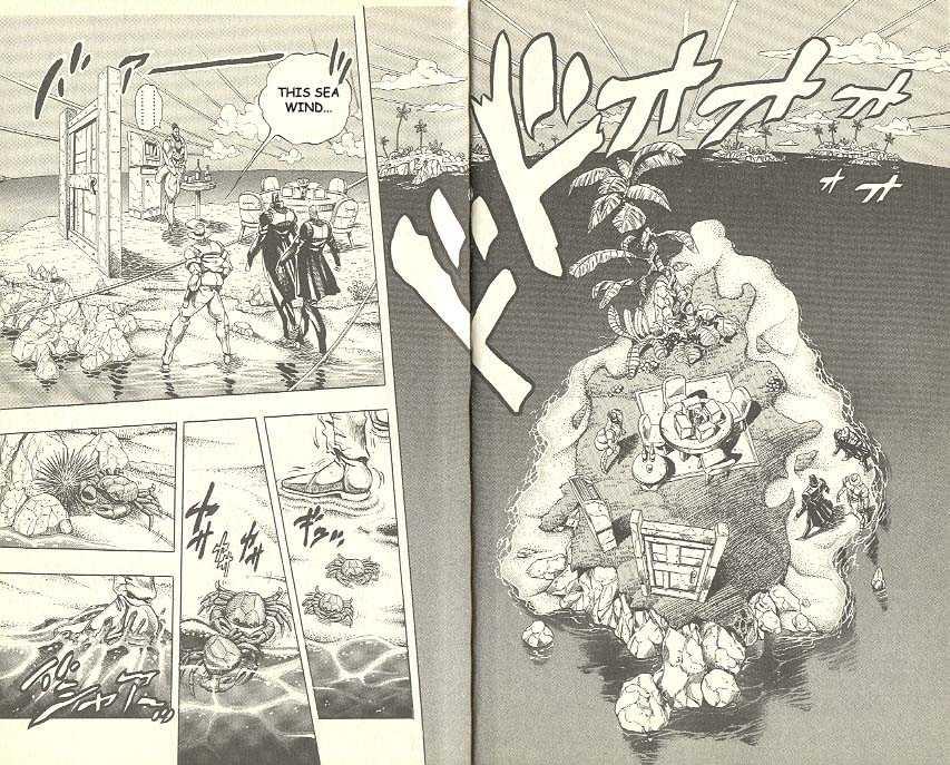 JoJo's Bizarre Adventure 229 Page 2
