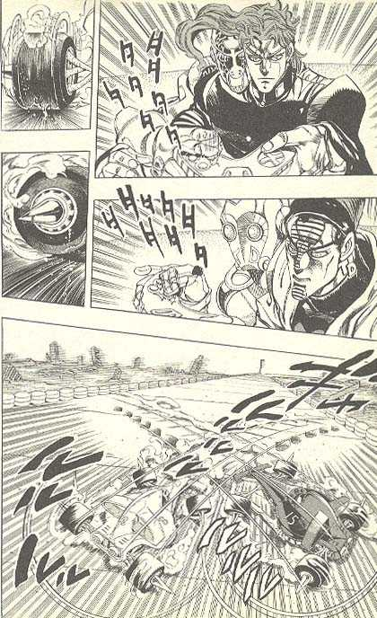 JoJo's Bizarre Adventure 231 Page 2