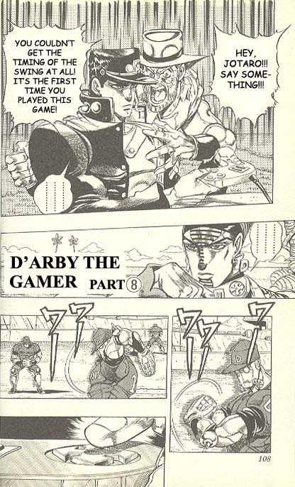 JoJo's Bizarre Adventure 234 Page 1