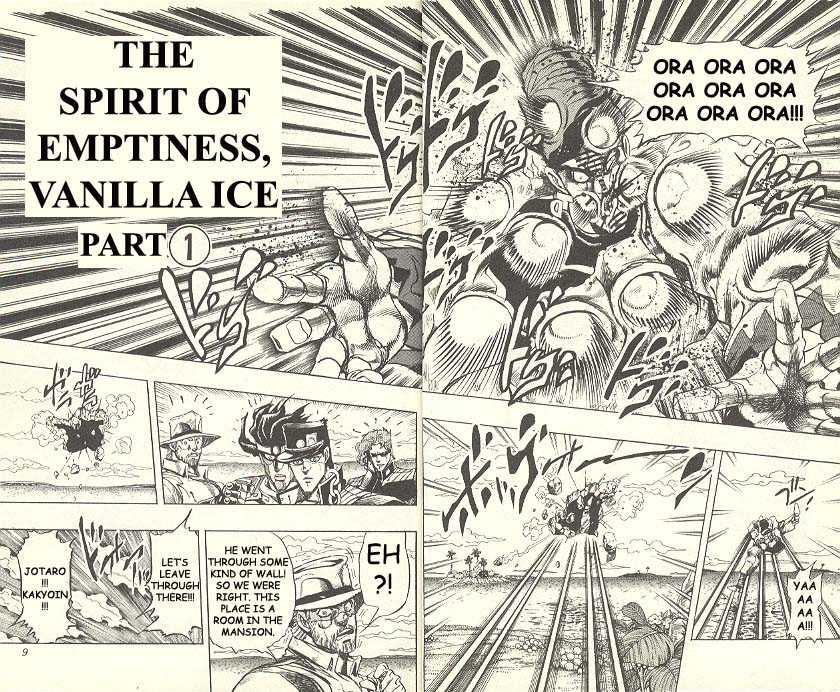 JoJo's Bizarre Adventure 238 Page 2