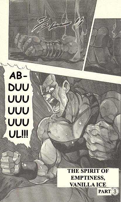 JoJo's Bizarre Adventure 240 Page 1