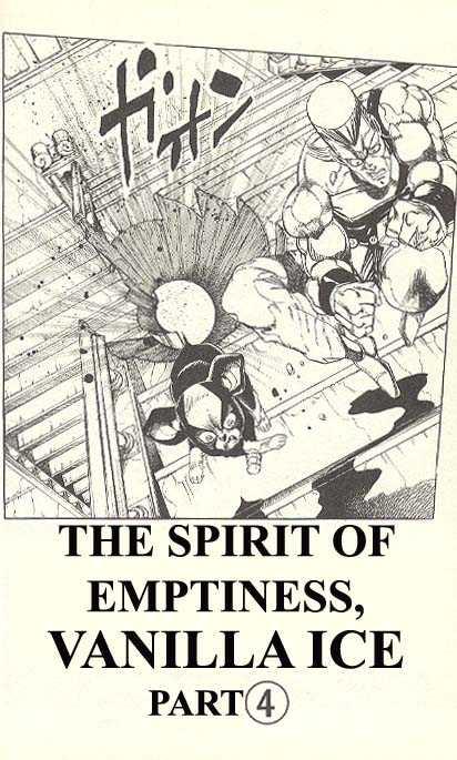 JoJo's Bizarre Adventure 241 Page 1