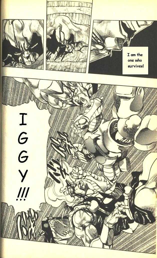 JoJo's Bizarre Adventure 245 Page 2