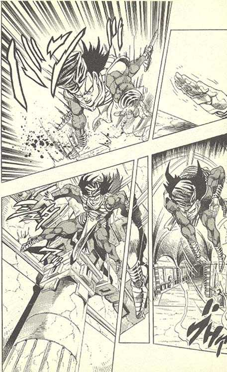 JoJo's Bizarre Adventure 247 Page 2