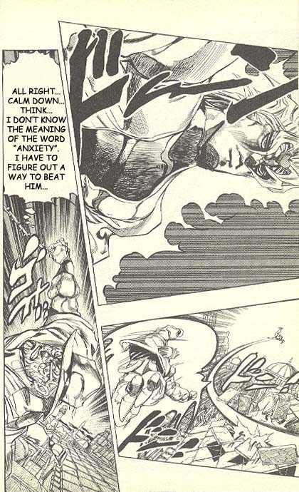 JoJo's Bizarre Adventure 255 Page 2