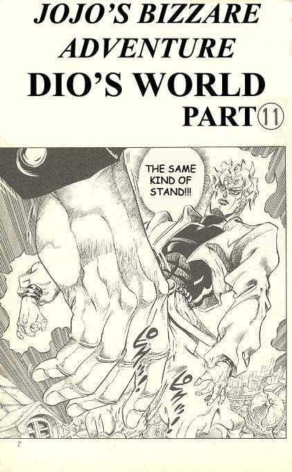 JoJo's Bizarre Adventure 257 Page 1