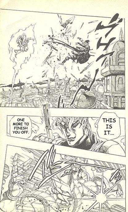 JoJo's Bizarre Adventure 259 Page 3