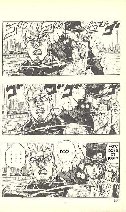 JoJo's Bizarre Adventure 264 Page 2