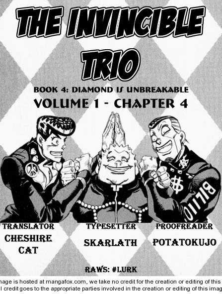 JoJo's Bizarre Adventure 269 Page 1