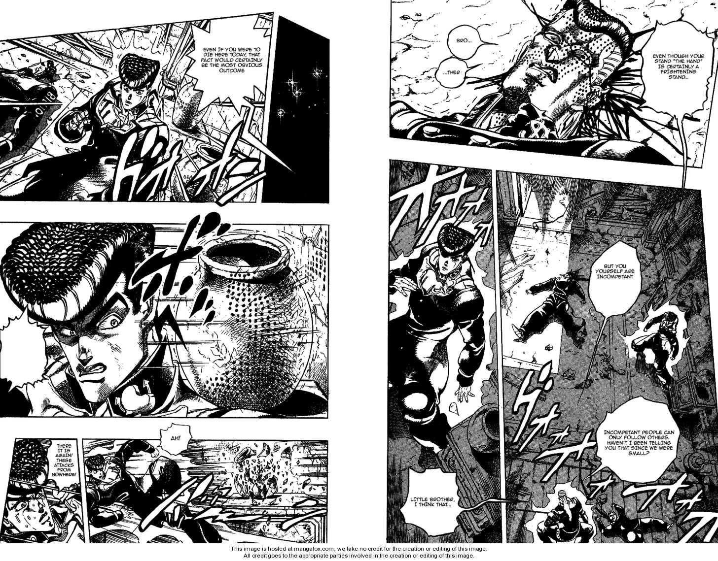 JoJo's Bizarre Adventure 277 Page 2