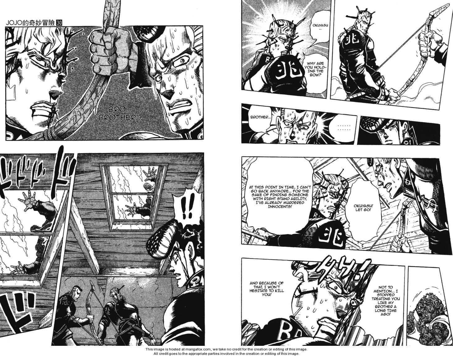 JoJo's Bizarre Adventure 283 Page 3