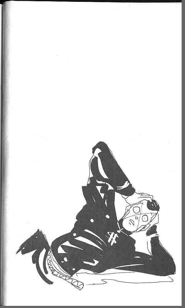 JoJo's Bizarre Adventure 305 Page 1