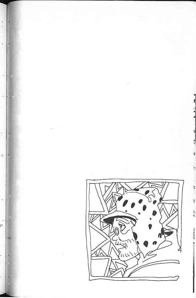 JoJo's Bizarre Adventure 318 Page 1